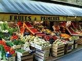 figeac - le marché du samedi matin