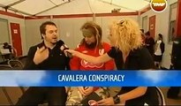 Cavalera Conspiracy - Roots bloody roots [HQ] (Live at Graspop 2008)
