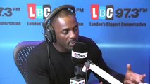 Idris Elba - Live On LBC 97.3