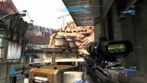 Halo Reach - Sniping Montage (Snipes, No Scopes & Trick Shots)