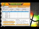 Free Proxy Software Proxy Beast  Unique 100 Working Proxies Free Proxy Software Download