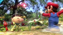 Super Smash Bros. Wii U/3DS - Super Smash Bros. Wii U/3DS Weekly - Captain Olimar Announced
