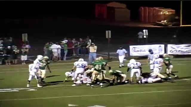 Pinecrest Academy Football Highlights