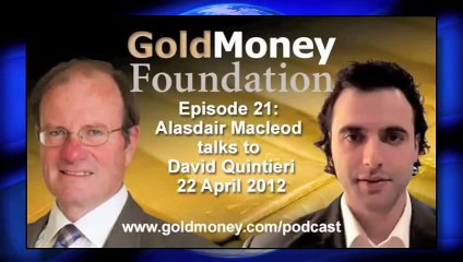 Author  Predicted Collapse. Predicts QE3. Hyperinflation Near?