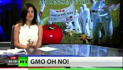 Monsanto Protection Act  Your Ticket To Infertility