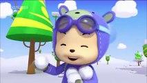 Hutos Mini Mini V     Korean Cartoon   Cartoons for Children Korean Cartoon - Cartoons for Children