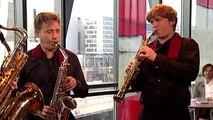 Amstel Quartet - Samuel Barber/ Adagio for strings (arr. Johan van der Linden)