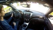 2011 Subaru WRX Cobb Stage 2 Tune with Invidia Turbo Back