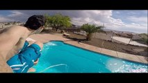"""CanonBall In Slow-Motion """"The GoPro Slow-Motion Series"""""""
