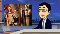 Last Week Tonight with John Oliver: NCAA March Madness Parody - Funny Animated Animation Cartoon