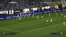 FIFA 15 : Champions-League 2014/15 : Juventus Turin - Borussia Dortmund : 1. Halbzeit