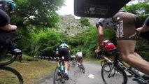 Critérium du Dauphiné 2015 – Caméra embarquée – Etape 8 (Saint-Gervais Mont Blanc / Modane Valfréjus)