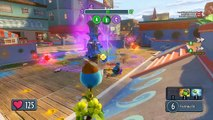 Ervilha de Plasma - Plants vs Zombies Garden Warfare PVZ