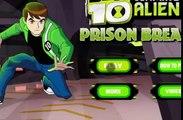 Ben 10 Games - Ben 10 Ultimate Alien Prison Break - Cartoon Network Games - Game For Kid