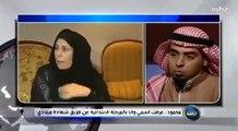 شاب سعودى يلتقى بأمة المصرية لأول مره وهو في سن 25 عام ..فيديو مؤثر جدا..