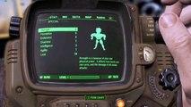 Fallout 4 Gameplay - Pip-Boy