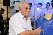 Zito é homenageado por jogadores do Santos: 'Perdemos um grande homem'