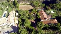 Mansions of Beverly Park California DJI Phantom DSLR Pros GoPro Hero3 FPV Flysight
