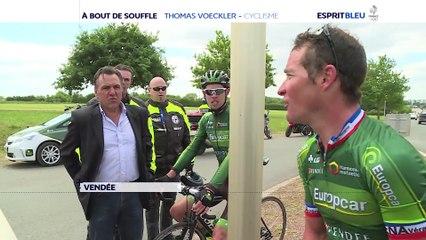 Parcours des Championnats de France route vu par Thomas VOECKLER