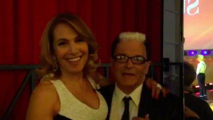 Dietro le quinte del programma di Chiambretti col mio amico Malgioglio...Che ridere!! Guardate... - BARBARADURSO.COM