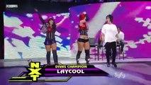 Jamie Keyes, Naomi and Kelly Kelly vs. Michelle McCool, Layla and Kaitlyn (w/ Vickie Guerrero)