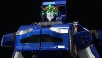 Le premier vrai Transformers qui se change en voiture !
