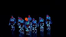 Tron inspired dance performance by Wrecking Crew Orchestra!!