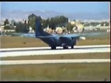 C-160 TRANSALL(extreme low level flyby)
