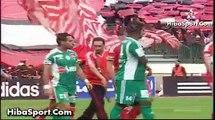 wydad vs raja 2-1 BUTS + TIFO wac vs rca 2-1  2014 ملخص ديربي الوداد والرجاء 2-1