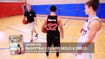 Two Steps Lay Up Jugo Steps Basketball Übung  Basketball Guard Skills & Drills