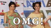 You wont believe Kangana said this about Deepika