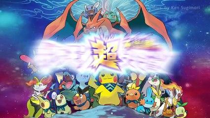 Pokémon Mega Donjon Mystère trailer japonais de Pokémon Mega Donjon Mystère