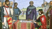Commemorating 800th anniversary of the Magna Carta