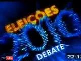 1/8 Dilma x Serra - Debate Globo (29/10/2010) // 2º Turno