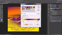 TUTORIAL PHOTOSHOP FOR BEGINNER  - CHANGE THE COLOR WITH GRADIENT MAP
