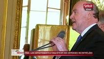 RSA : Les départements s'inquiètent des dépenses incontrôlées
