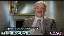 Jacques Attali évoque Ségolène Royal dans la Nouvelle Edition