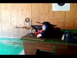 Tir en stand à l'arme réglementaire ( Kalashnikov et autres ...). TAR