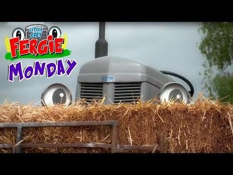 Monday with Fergie   Little Grey Fergie   ZeeKay Junior