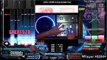 【BMS】★20 LOVE☆BEAM(orange summer mix) -ALITHER-【手元付き】
