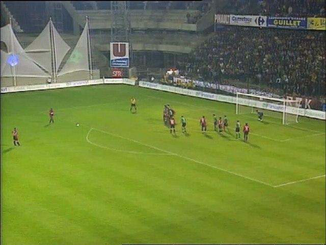 13/10/99 : Rennes - Sedan (5-0) : Makhtar N'Diaye (8')