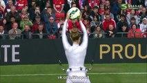Manchester United Legends 4 - 2 Bayern München Legends All Goals 14/06/2015