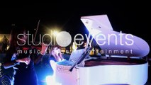 Studio Events @ villa Fattorusso - Duo piano e violino live demo I