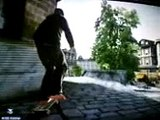 EA Skate P-Rod Tech To Hubba, Nollie 360 Flip To Grind