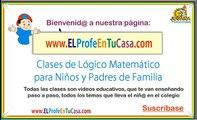 Problema de Fracciones - Clases de Matemáticas - VideosMatematicos.com