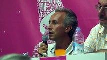 Marco Travaglio 6/10 - Domande del Fatto Quotidiano a Vendola - l'informazione del tg1