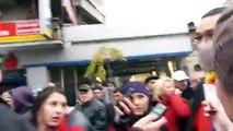 Victor Ponta si Liviu Dragnea, in fruntea protestatarilor
