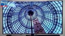 Conoce el nuevo televisor SUHD de pantalla curva de Samsung [Video]