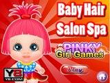 Children's hairdresser! Developing a cartoon for girls! Kids cartoon!