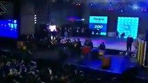 Cristina Kirchner baila en el Bicentenario de Paraná